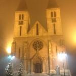 ボスニア・ヘルツェゴビナ3日目~サラエボ 霧がすごいけど、美しい街