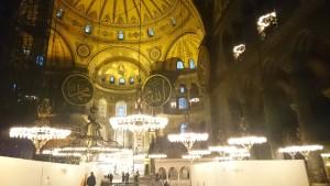 イスタンブール観光地まとめて評価‐アヤソフィア、地下宮殿